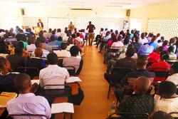 Economics Debate at Makerere University