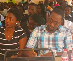 Makerere University Workshop