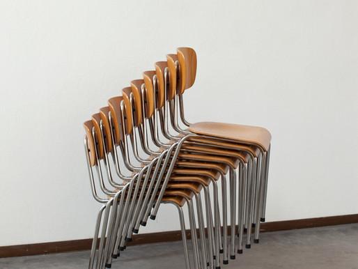 Cadeiras ícones e seu design atemporal