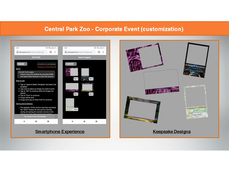 Corporate Event at Central Park Zoo