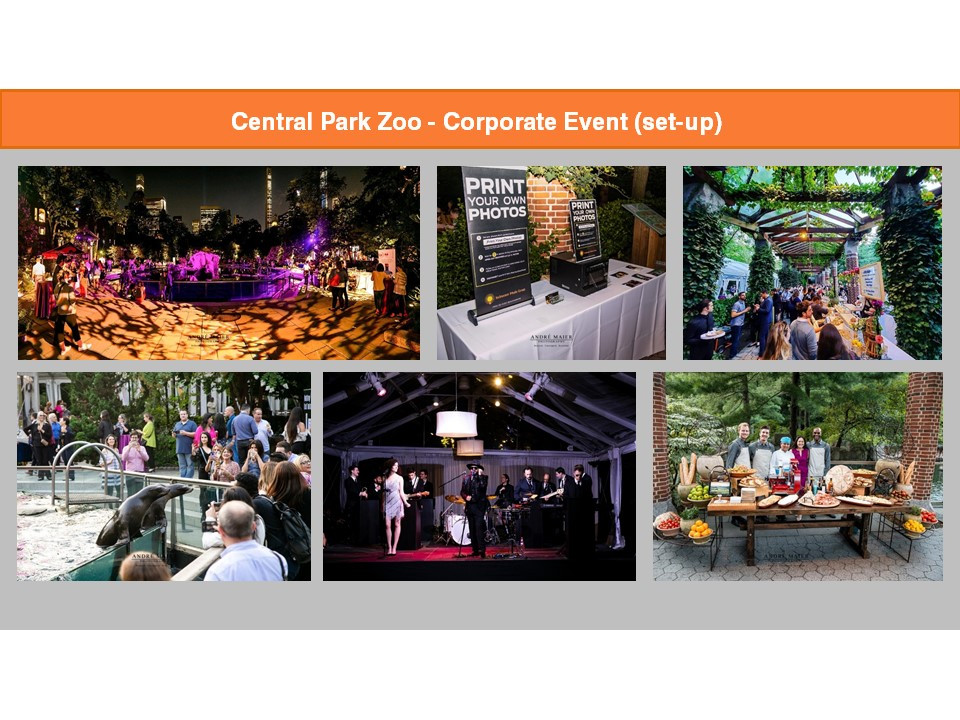Central Park Zoo Event