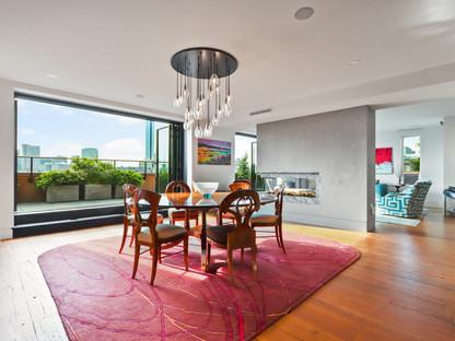 Jordan Lofts - Dining Room