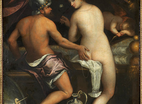 Lavinia Fontana, la mujer artista