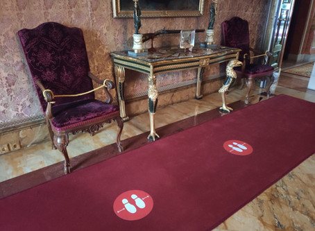 El lunes 22 de junio abre de nuevo el Palacio de Liria y el Palacio de Las Dueñas
