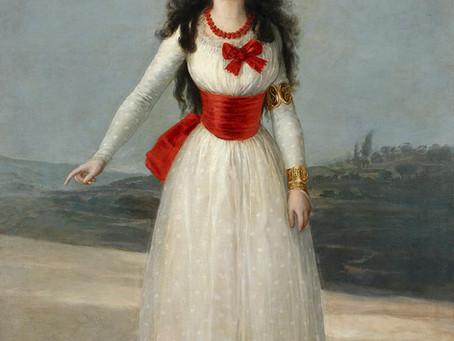 Goya y la duquesa de Alba