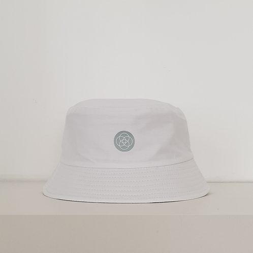 כובע איקיגאי לבן