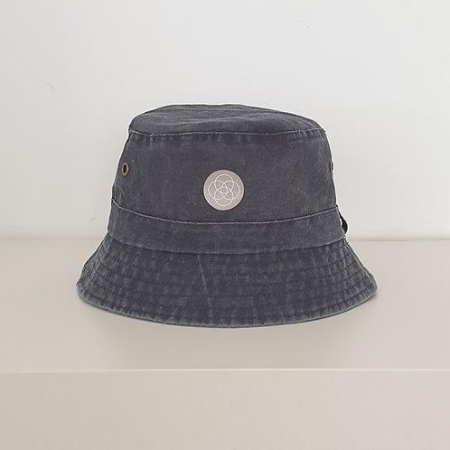 כובע איקיגאי כחול