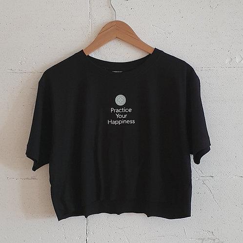 חולצת איקיגאי שחורה