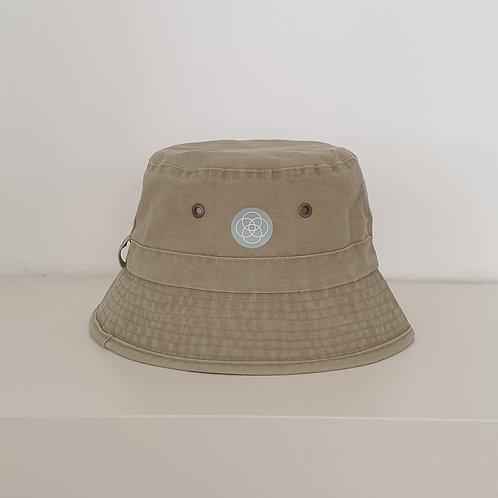 כובע איקיגאי חאקי