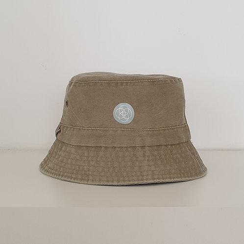 כובע איקיגאי חאקי ירקרק