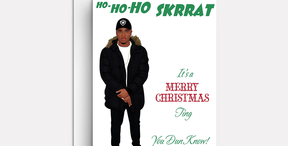 It's A Christmas Ting -  You Dun Know!