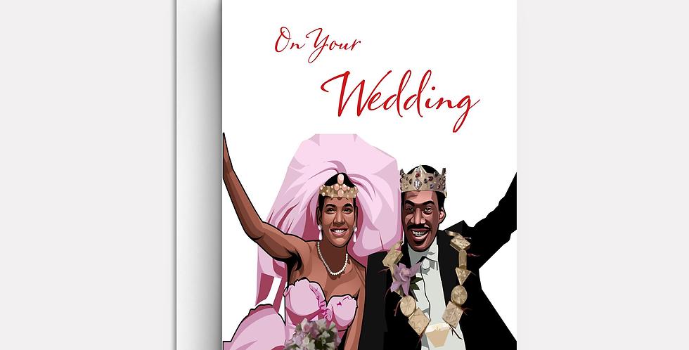 On You Wedding