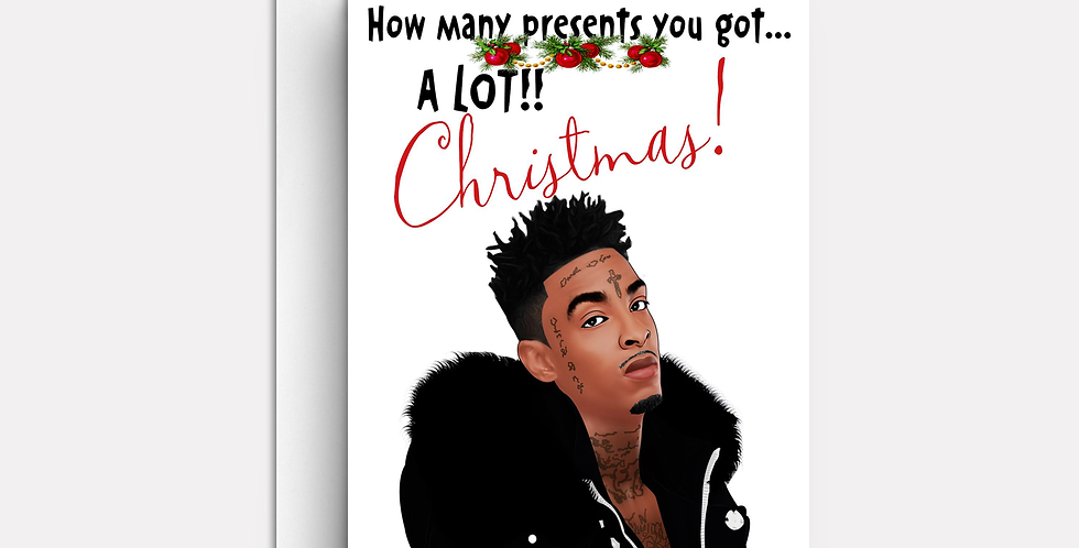 How Many Presents You Got...