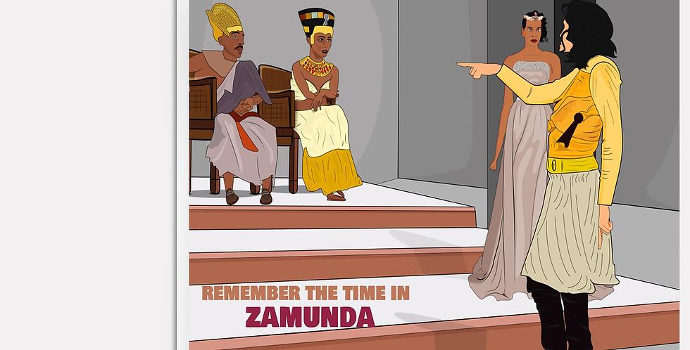 Remember The Time In Zamunda