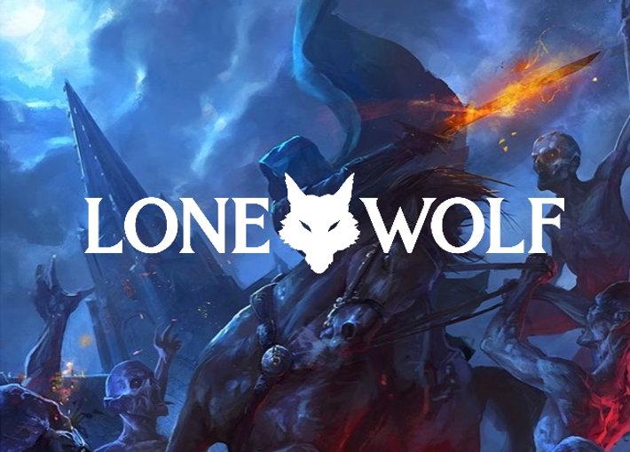 Lone Wolf TV Interactive Joe Dever Fantasy Epic Gamebooks RPG Ben Devere Holmgard Neil Chordia