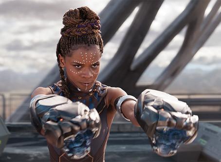 Urban Hymn's Letitia Wright stars in Black Panther