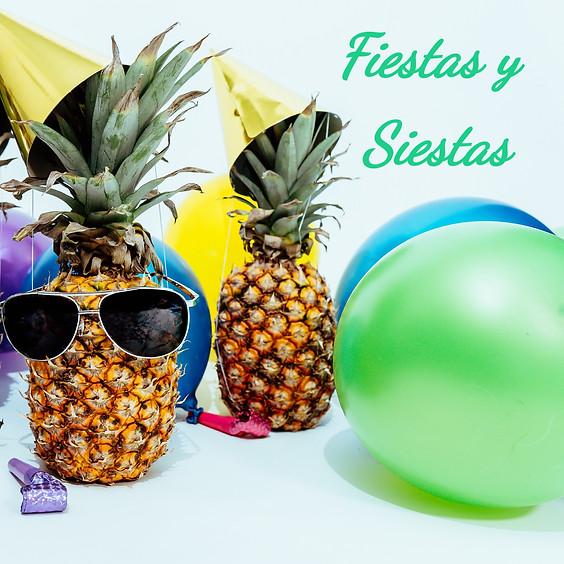 Fiestas & Siestas (RSVP)