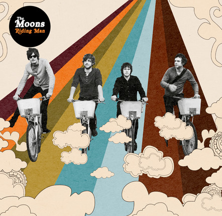 The Moons new single Riding Man OUT NOW!