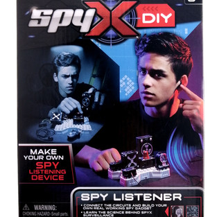 DIY Spy Listener