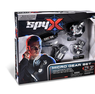 Micro Gear Set