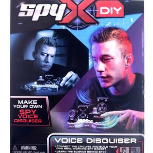 DIY Voice Disguiser