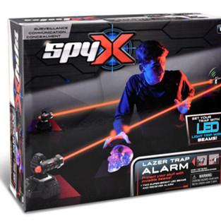 Lazer Trap Alarm