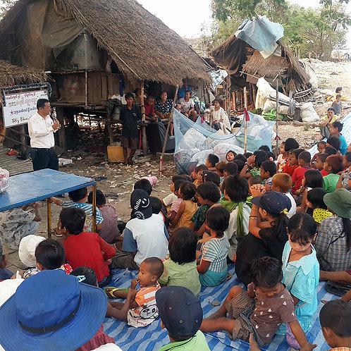 Refugee Evangelist Conference