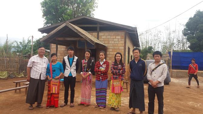 Youth Seminar and Baptism
