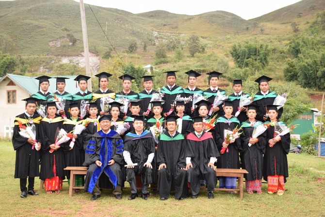 TBC's 11th Graduation