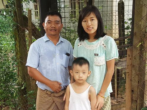 Church Planting Evangelist (Myanmar)