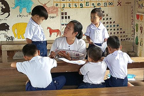 Preschool Evangelist (Thailand)