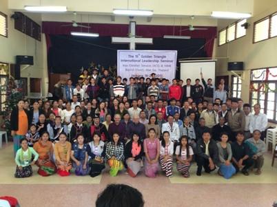 The 15th Leadership Seminar, Mae Sai, Thailand