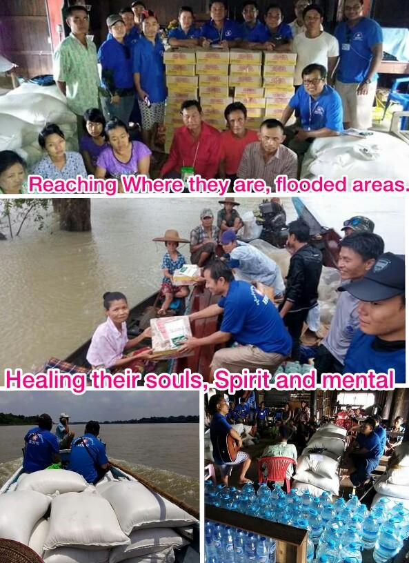 Flood Relief Report Update