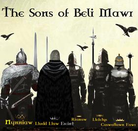 The Five Sons of Beli Mawr