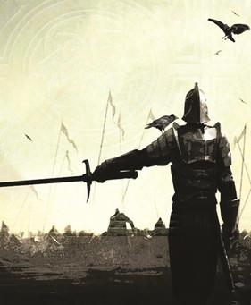Single warrior