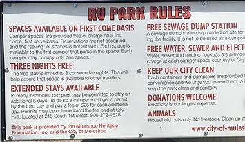 RV Park rules.JPG