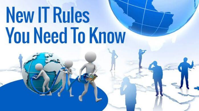 Information Technology (Guidelines for Intermediaries and Digital Media Ethics Code) Rules,2021