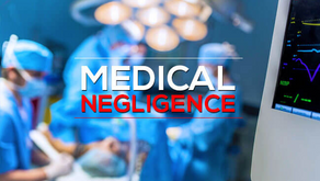 MEDICAL NEGLIGENCE UNDER CONSUMER PROTECTION ACT