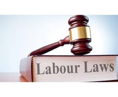 Three Codes of Laws: Industrial and Working sector