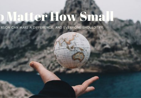 No Matter How Small