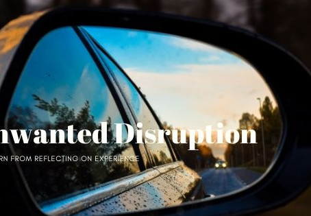 Unwanted Disruption