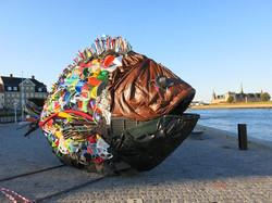 Miljømæssig street art Workshop