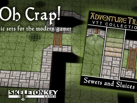 Get Your Adventures Into the Gutter