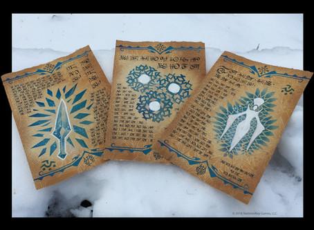 Winter Scrollstice