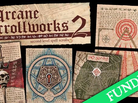 Arcane Scrollworks 2