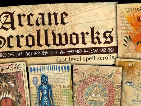 Arcane Scrollworks featured on Geek & Sundry