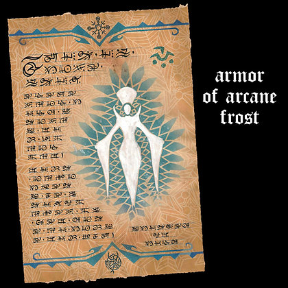 Armor of Arcane Frost