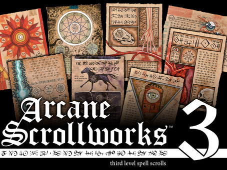 Arcane Scrollworks Levels Up Again