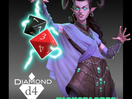 Say Hello to the DIAMOND d4