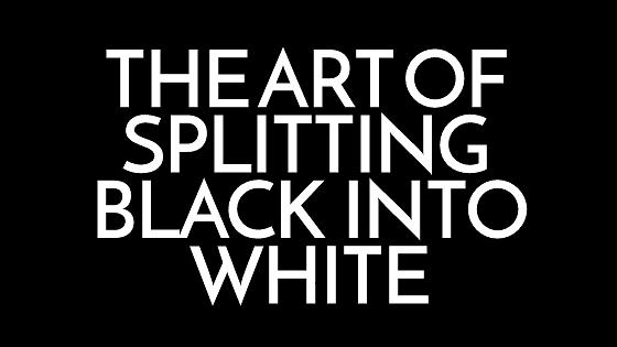 The art of split letters blak.png